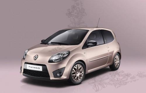 Renault Twingo Miss Sixty, Numar usi