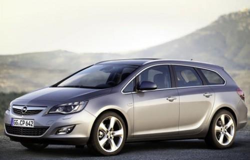Opel Astra Sports Tourer, Numar usi